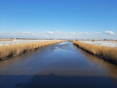 Nieuwsbrief, maart 2021, Naar een klimaatrobuust water- en peilbeheer in de Oudlandpolder