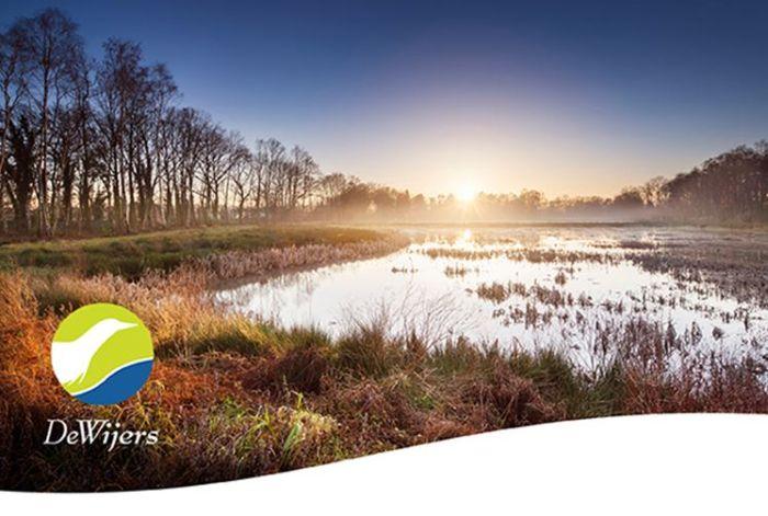 Waterplatform De Wijers, 23 april 2021