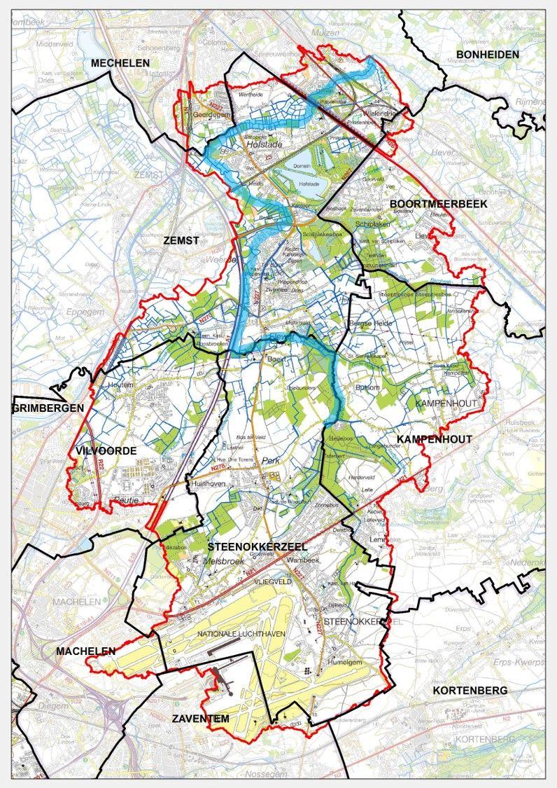 Stroomgebied Barebeek
