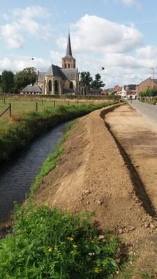 Dijk Langerenstraat Witbeek