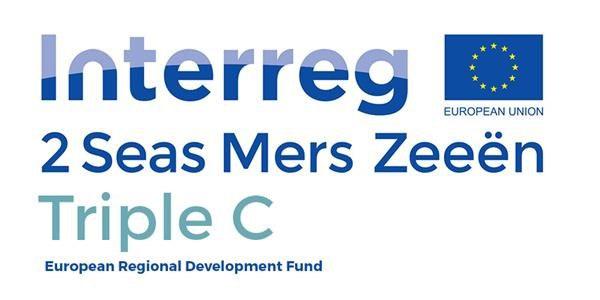 Logo Interreg Triple C