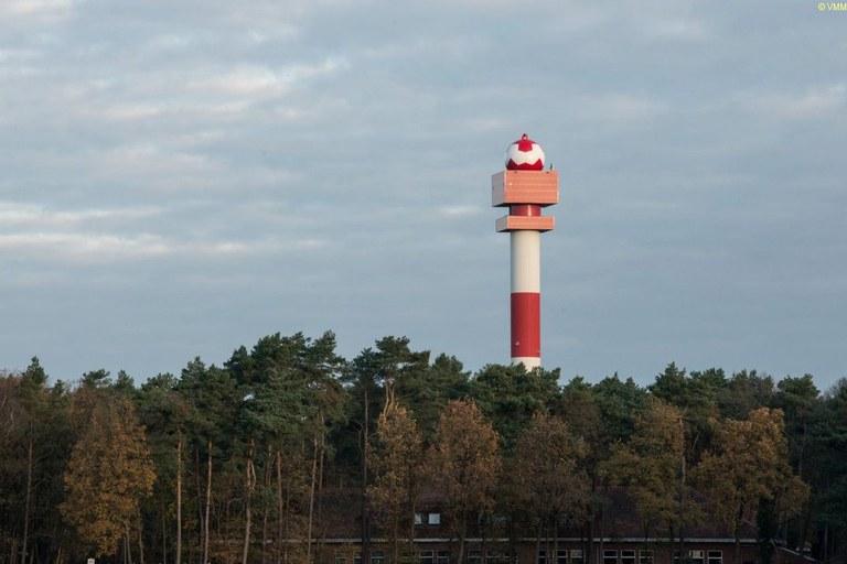 Radartoren Houthalen - Helchteren