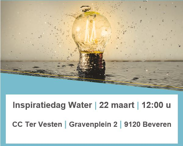 Inspiratiedag 'Water in en om de haven'