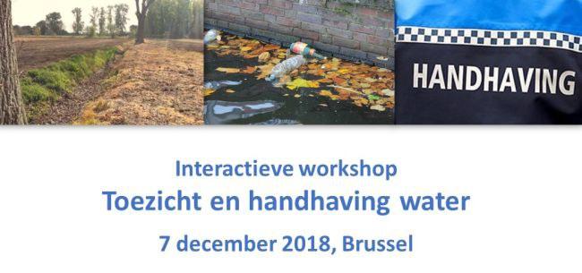 Workshop Handhaving