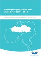 Cover_Maatregelenprogramma voor Vlaanderen